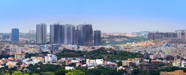 Hyderabad Population in 2018