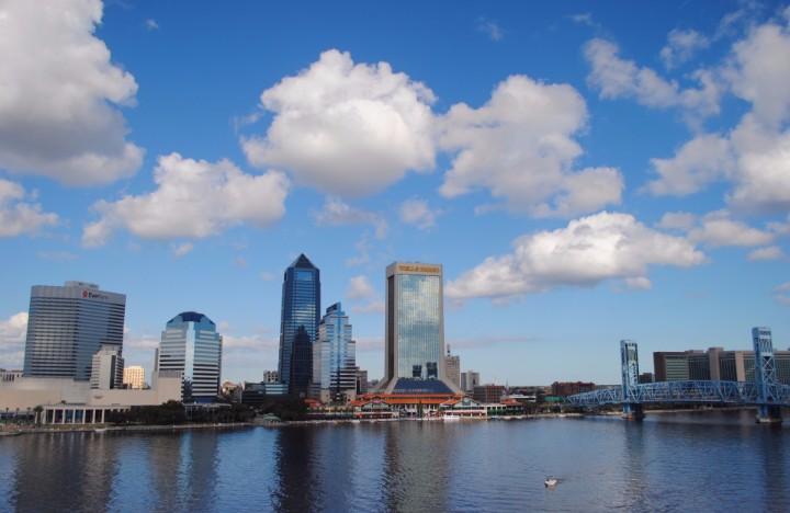 Jacksonville Population in 2018
