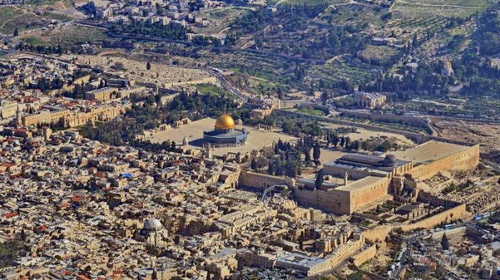 Jerusalem Population in 2018