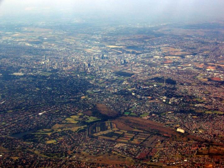 Johannesburg Population in 2018