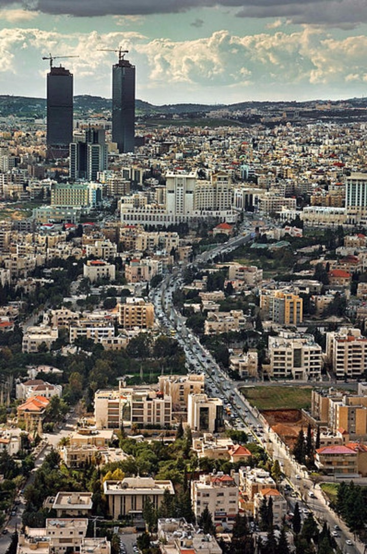 Jordan Population in 2018