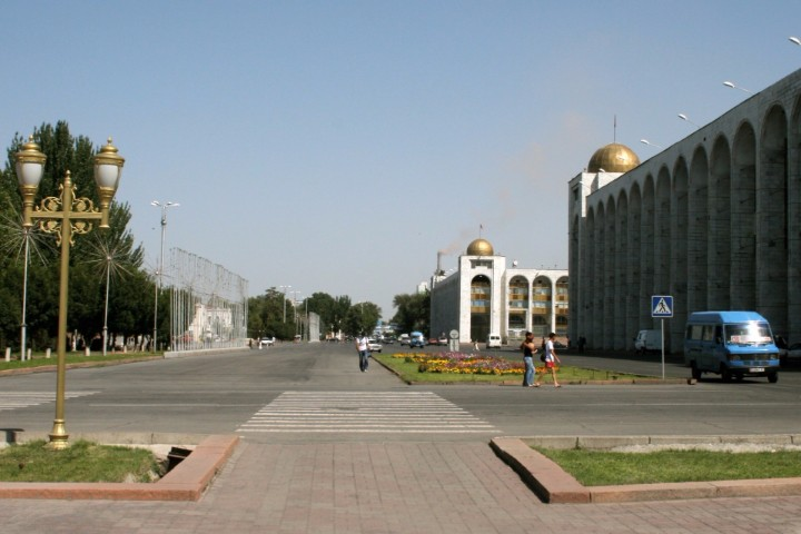Kyrgyzstan Population in 2018