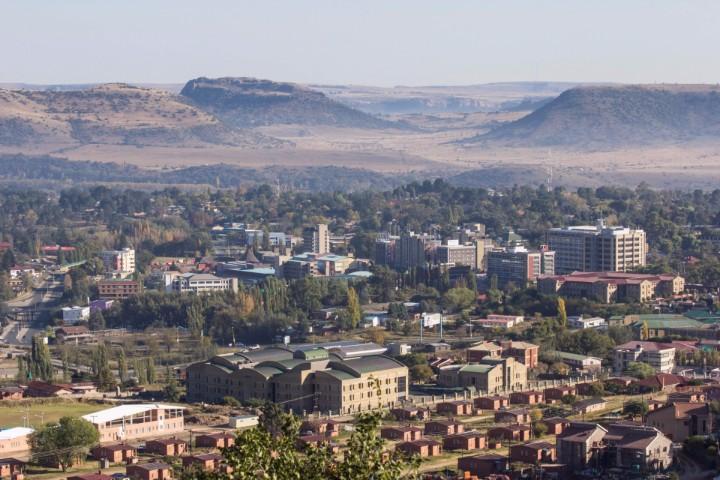 Lesotho Population in 2018