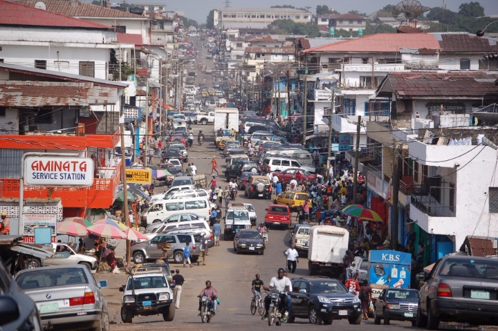 Liberia Population in 2018