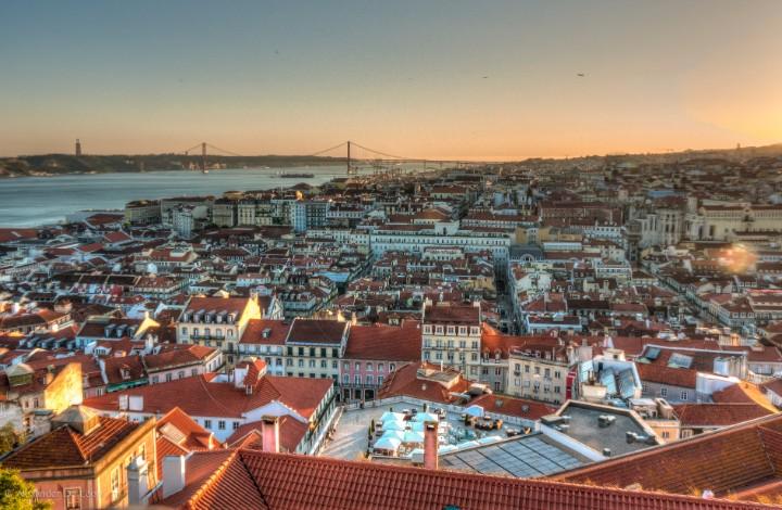 Lisbon Population in 2018