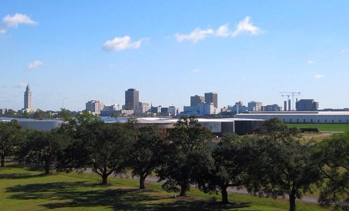 Louisiana Population in 2018