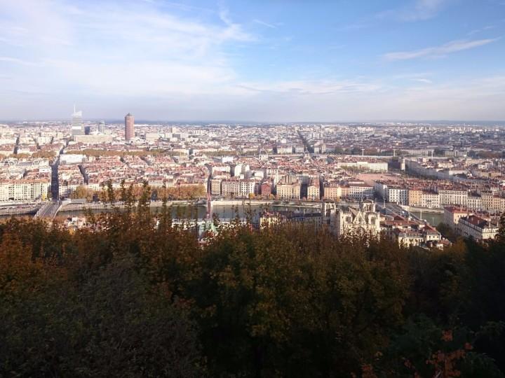 Lyon Population in 2018
