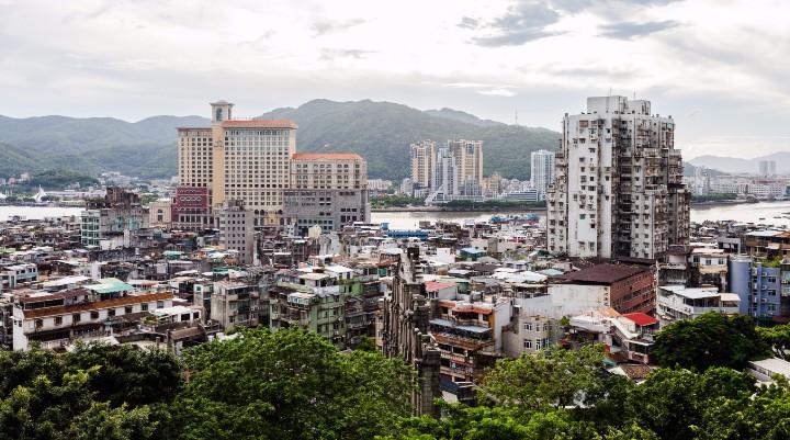 Macau Population in 2018