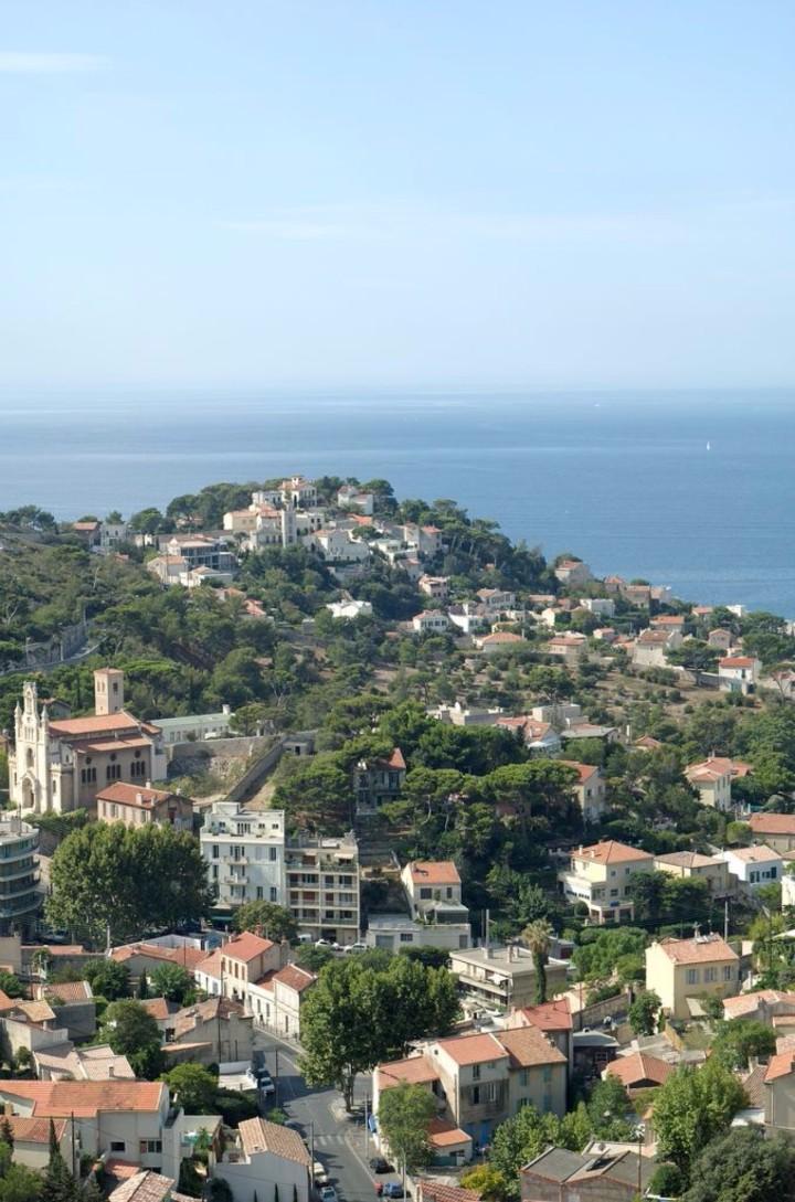 Marseille Population in 2018