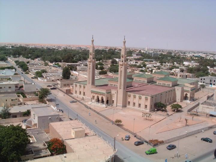 Mauritania Population in 2018
