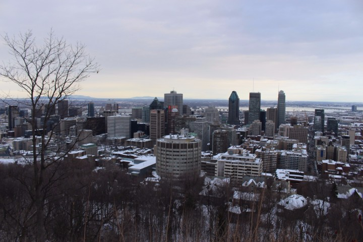 Montreal Population in 2018