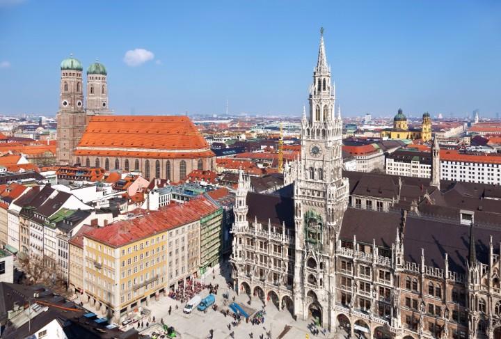 Munich Population in 2018