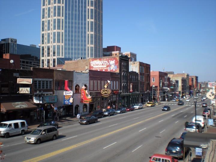 Nashville Population in 2018