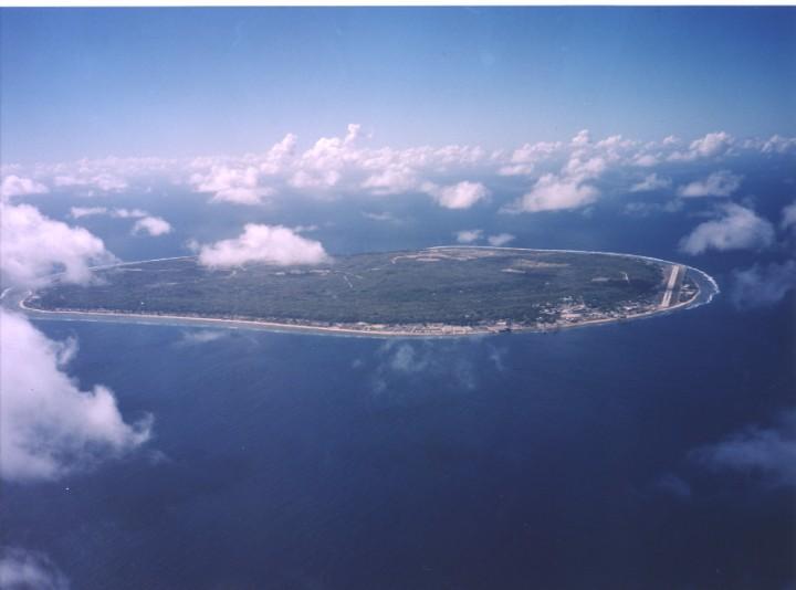 Nauru Population in 2018