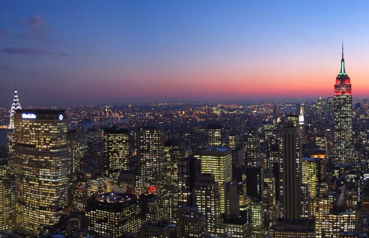 New York Population in 2018
