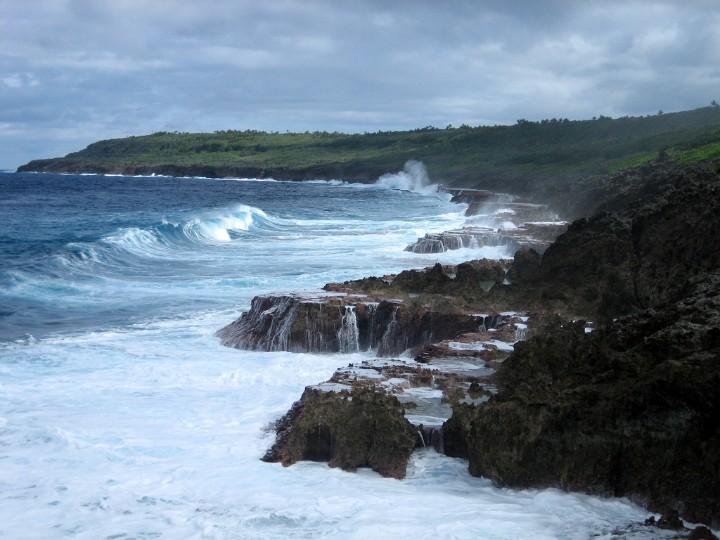 Niue Population in 2018