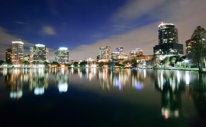 Orlando Population in 2018