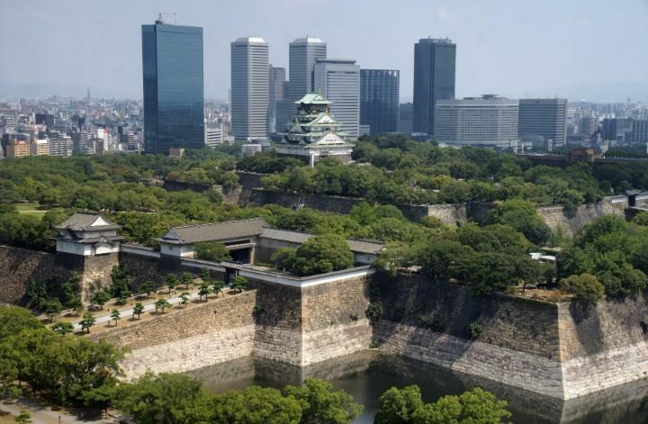 Osaka Population in 2018