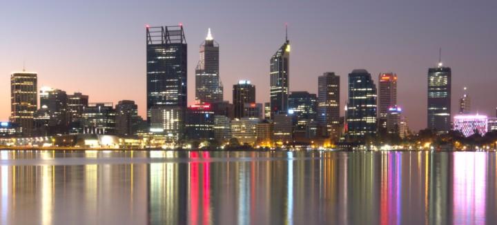 Perth Population in 2018