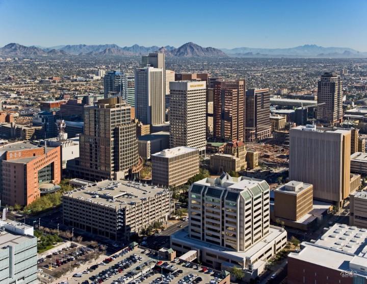 Phoenix Population in 2018