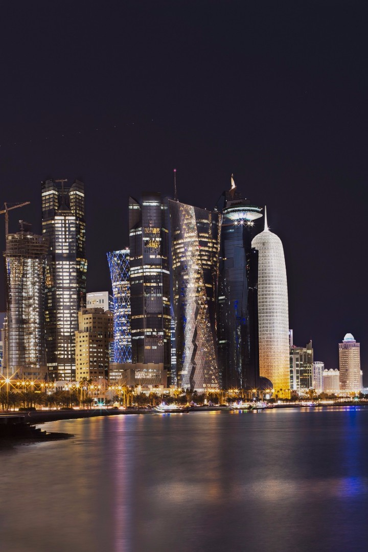 Qatar Population in 2018