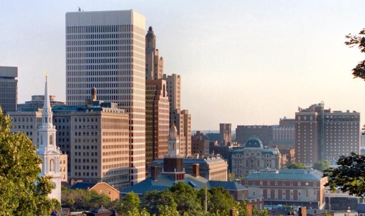 Rhode Island Population in 2018