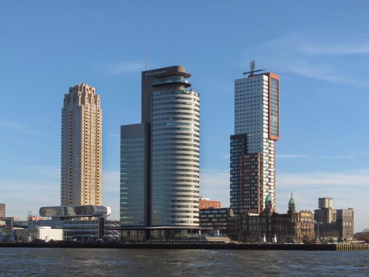 Rotterdam Population in 2018