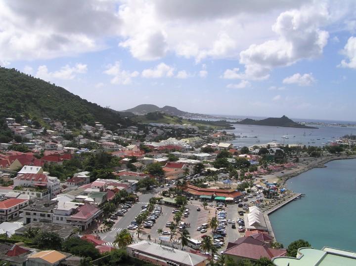 Saint Martin Population in 2018