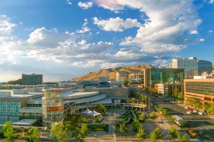 Salt Lake City Population in 2018