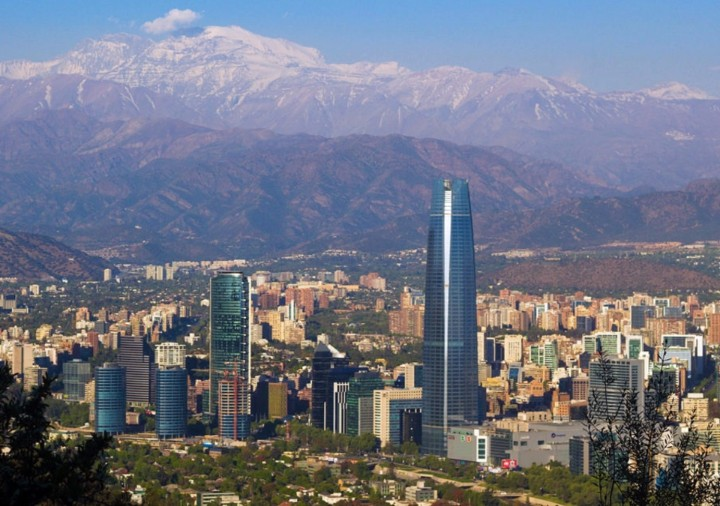 Santiago Population in 2018