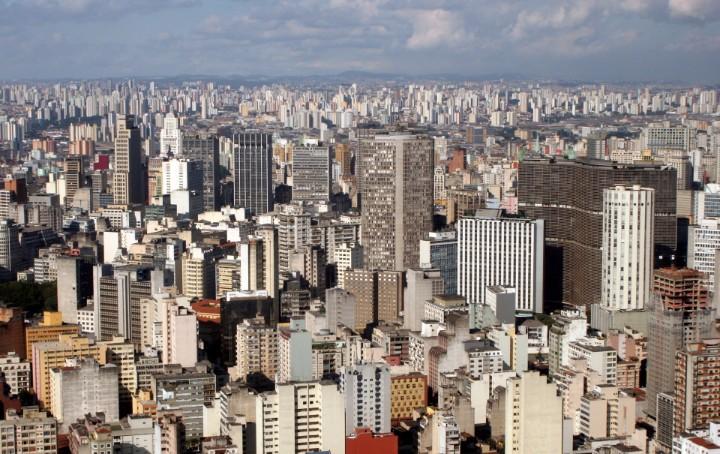 Sao Paulo Population in 2018