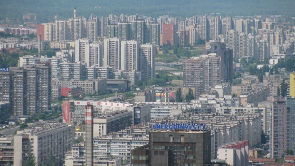 Sarajevo Population in 2018