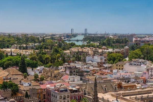Seville Population in 2018
