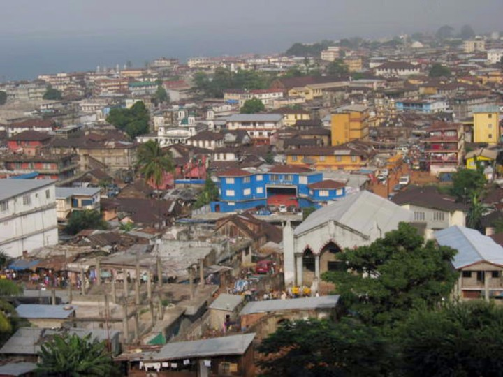 Sierra Leone Population in 2018