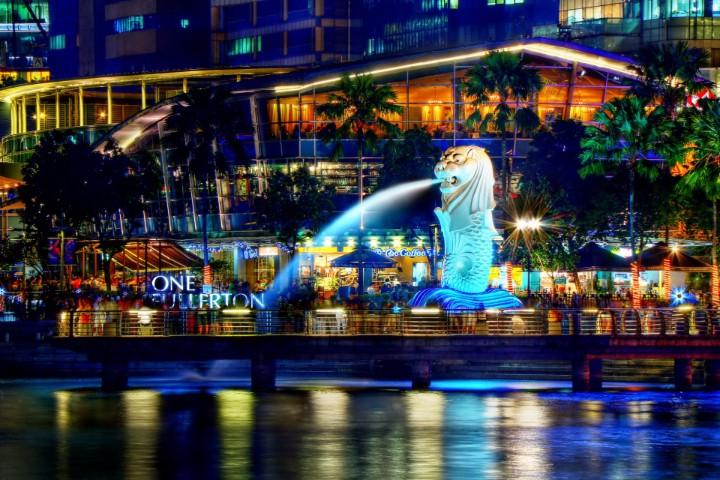 Singapore Population in 2018