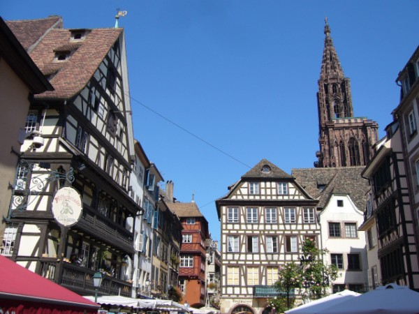 Strasbourg Population in 2018
