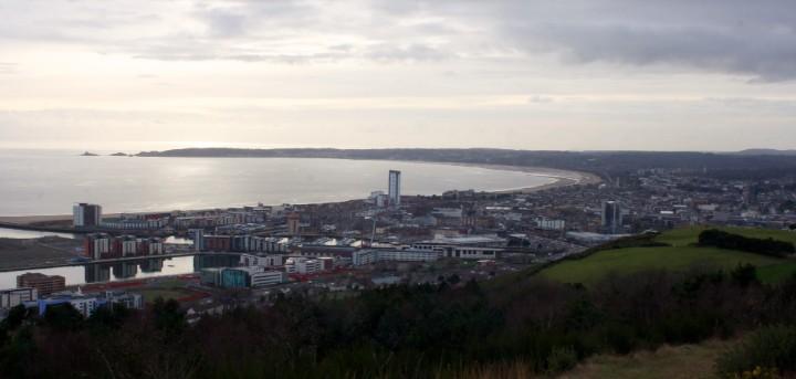 Swansea Population in 2018