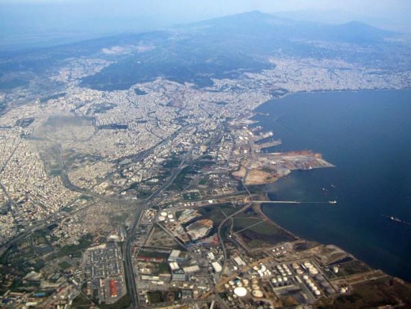 Thessaloniki Population in 2018