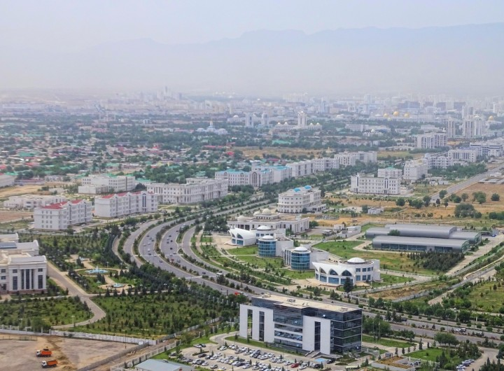 Turkmenistan Population in 2018