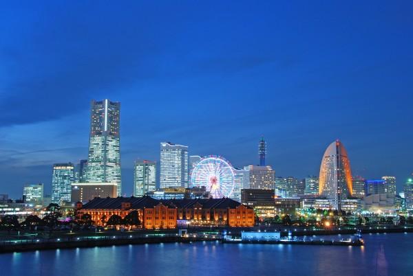 Yokohama Population in 2018