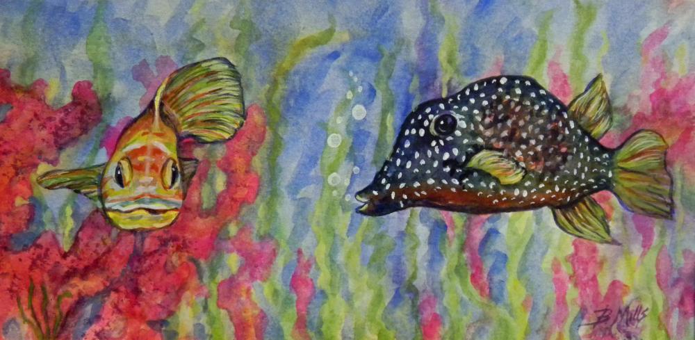 Kiss-me-Darling   Brenda's Artwork