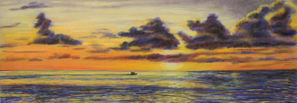Sunset-Cruise | Brenda's Artwork