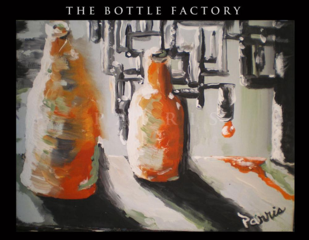 THE BOTTLE FACTORY | THE  COOL LOUNGE