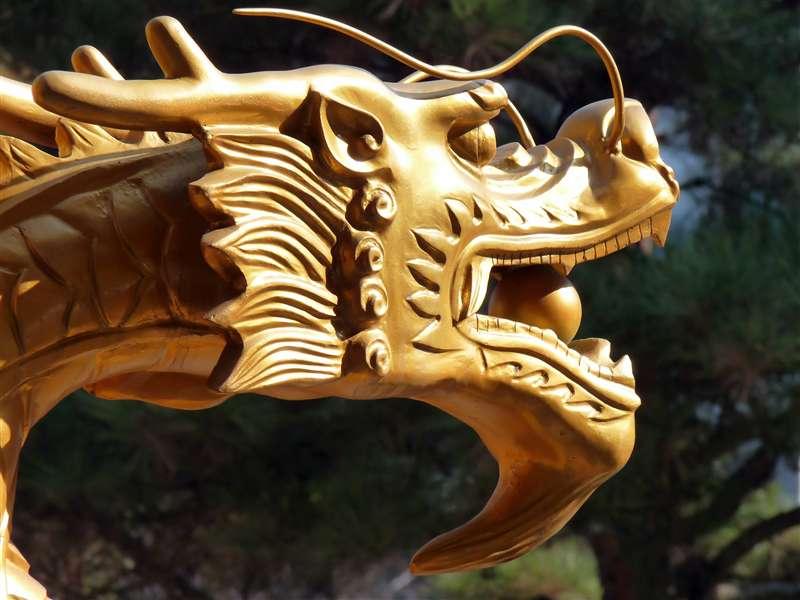 Golden Dragon   Nature, Landscape and Arc...