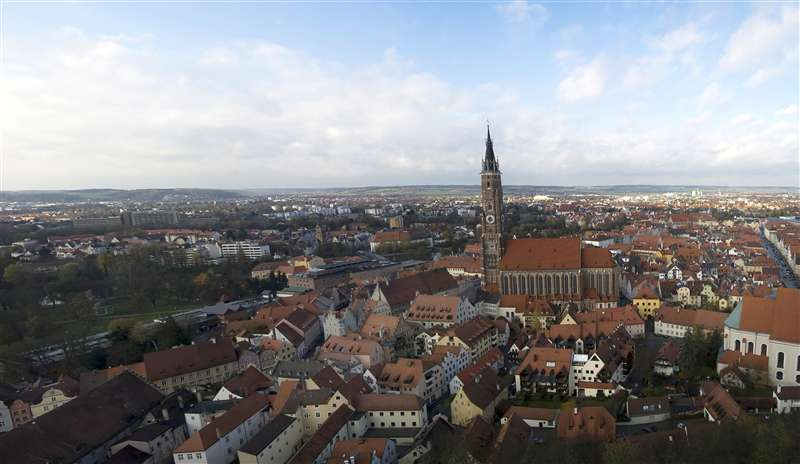 Landshut | Nature, Landscape and Arc...