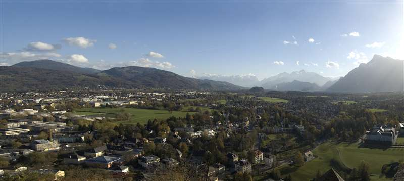 Salzburg Suburbs | Nature, Landscape and Arc...