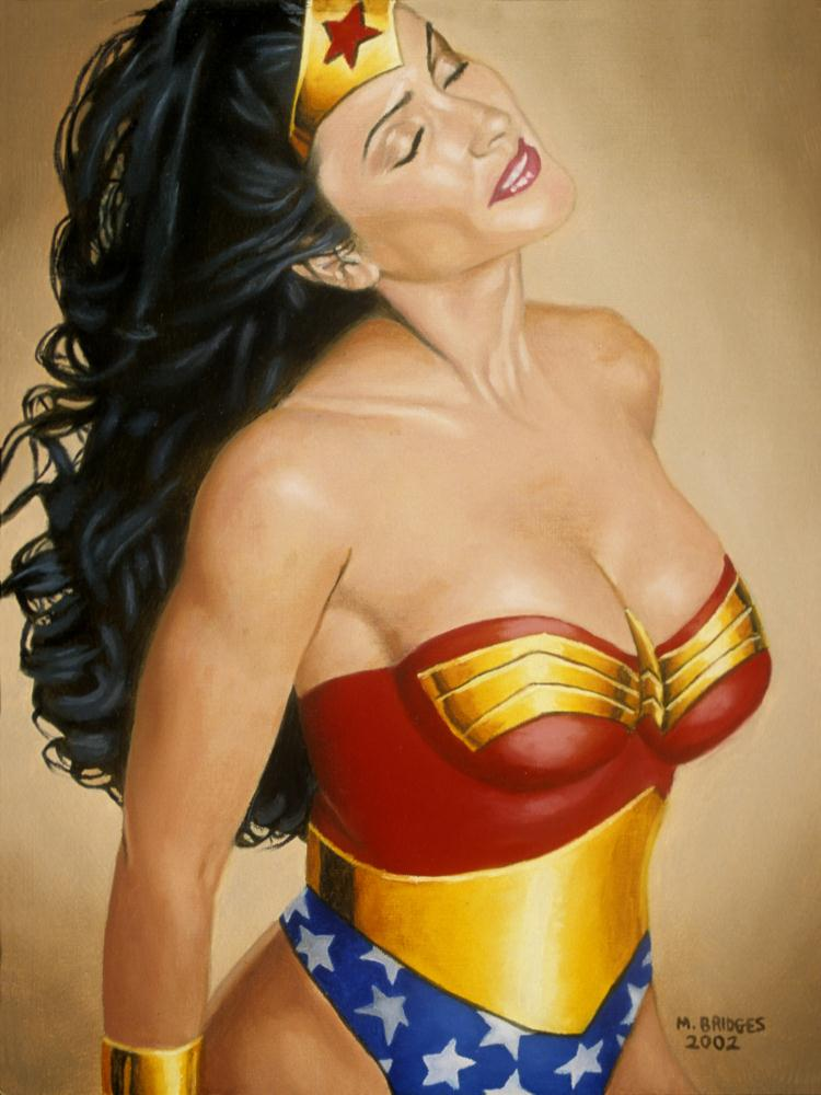 Wonder Woman | Gallery of Michael Bridge...