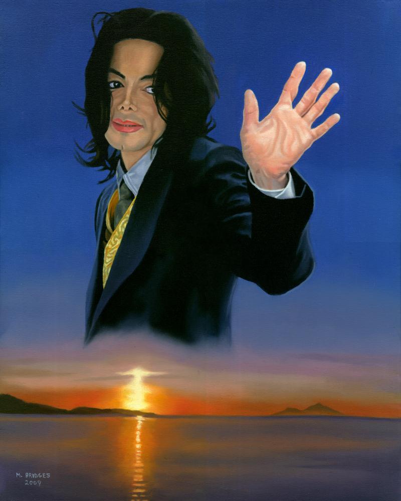 Remembering Michael Jacks... | Gallery of Michael Bridge...