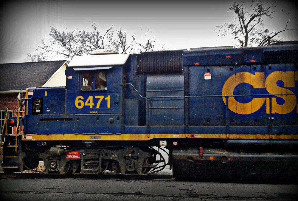 Train | Bobbie Wright Grogan
