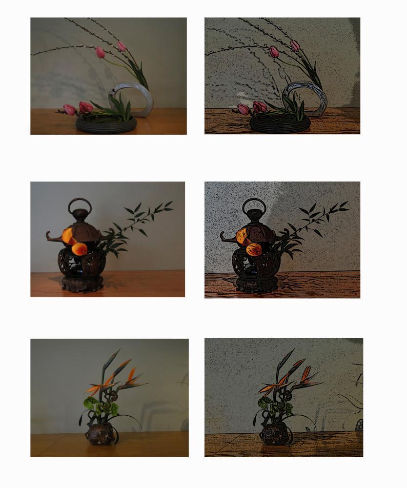 Oriental Art Work | LHH Enterprises, LLC